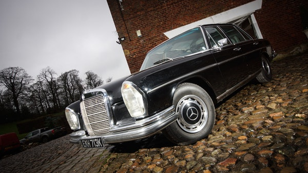 1972 Mercedes-Benz 280 SEL For Sale (picture 22 of 95)