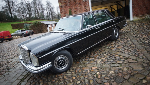 1972 Mercedes-Benz 280 SEL For Sale (picture 7 of 95)