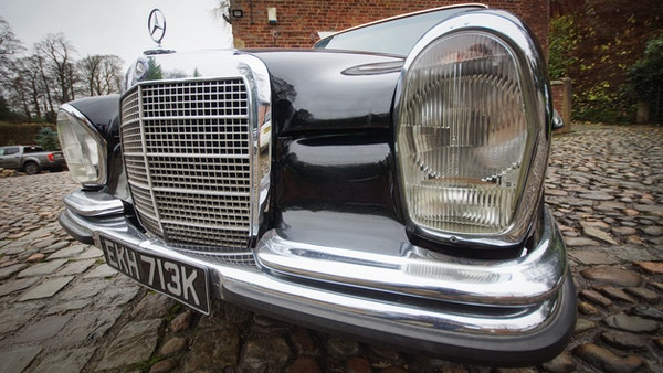 1972 Mercedes-Benz 280 SEL For Sale (picture 6 of 95)
