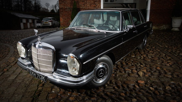 1972 Mercedes-Benz 280 SEL For Sale (picture 1 of 95)
