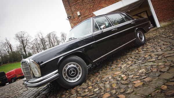 1972 Mercedes-Benz 280 SEL For Sale (picture 11 of 95)