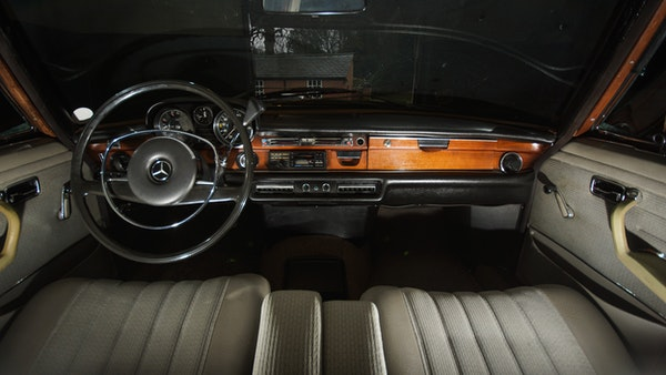 1972 Mercedes-Benz 280 SEL For Sale (picture 28 of 95)