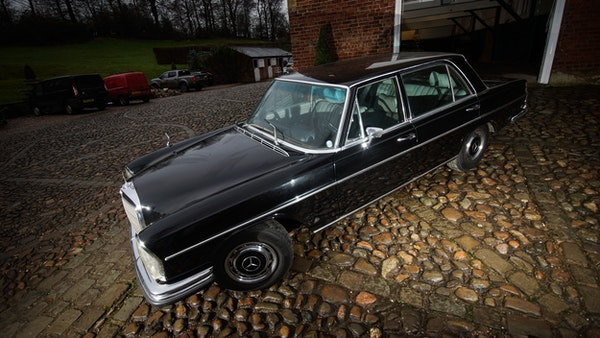 1972 Mercedes-Benz 280 SEL For Sale (picture 20 of 95)