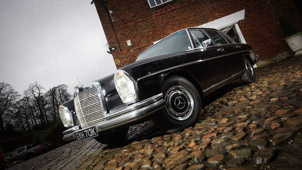 1972 Mercedes-Benz 280 SEL For Sale (picture 18 of 95)