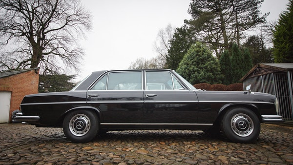 1972 Mercedes-Benz 280 SEL For Sale (picture 13 of 95)
