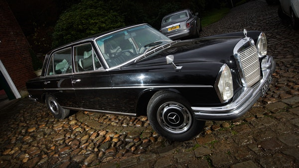 1972 Mercedes-Benz 280 SEL For Sale (picture 10 of 95)