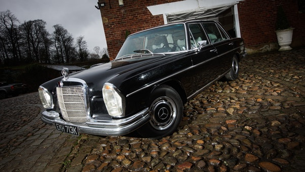 1972 Mercedes-Benz 280 SEL For Sale (picture 16 of 95)