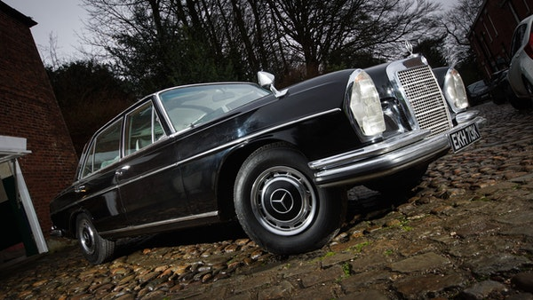 1972 Mercedes-Benz 280 SEL For Sale (picture 19 of 95)
