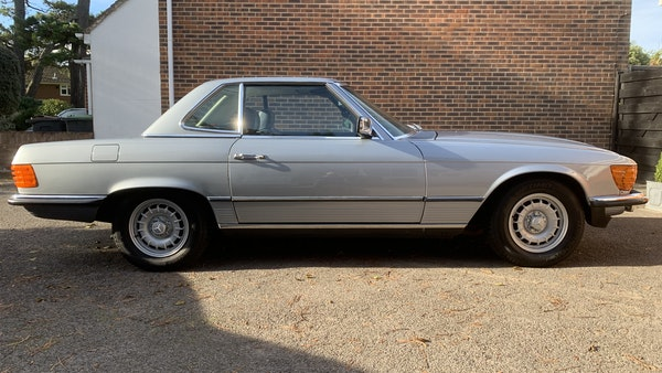 1983 Mercedes 280 SL Convertible For Sale (picture 15 of 182)