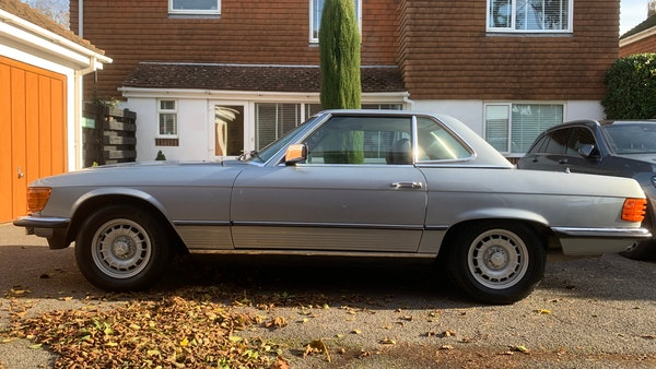 1983 Mercedes 280 SL Convertible For Sale (picture 14 of 182)