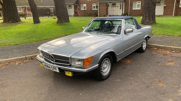 1983 Mercedes 280 SL Convertible For Sale (picture 23 of 182)