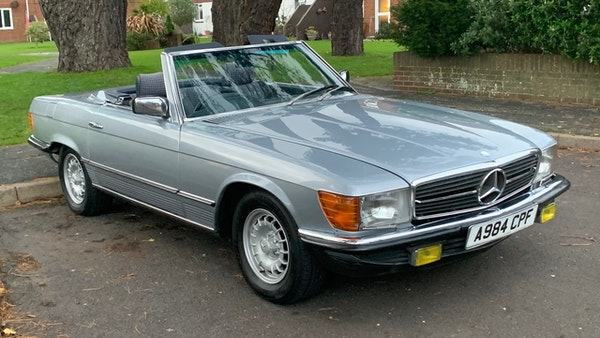 1983 Mercedes 280 SL Convertible For Sale (picture 1 of 182)