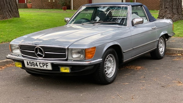 1983 Mercedes 280 SL Convertible For Sale (picture 28 of 182)