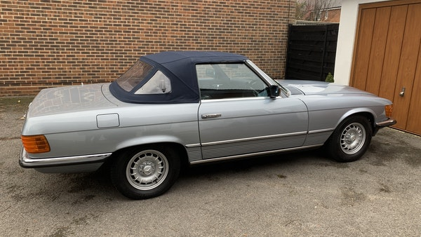 1983 Mercedes 280 SL Convertible For Sale (picture 29 of 182)