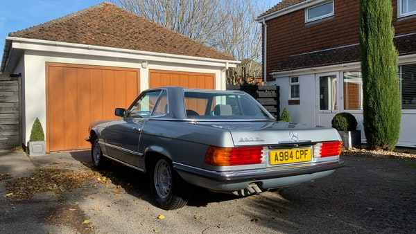 1983 Mercedes 280 SL Convertible For Sale (picture 16 of 182)