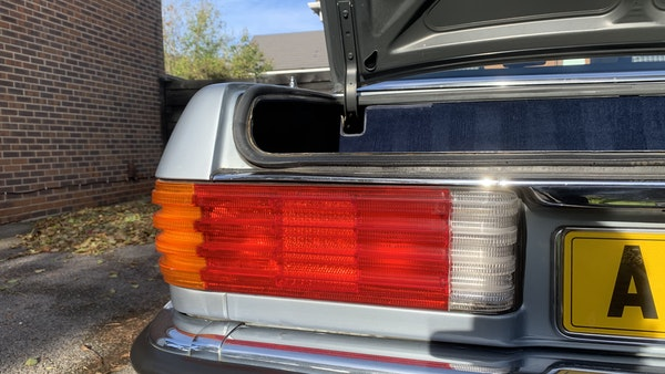 1983 Mercedes 280 SL Convertible For Sale (picture 62 of 182)