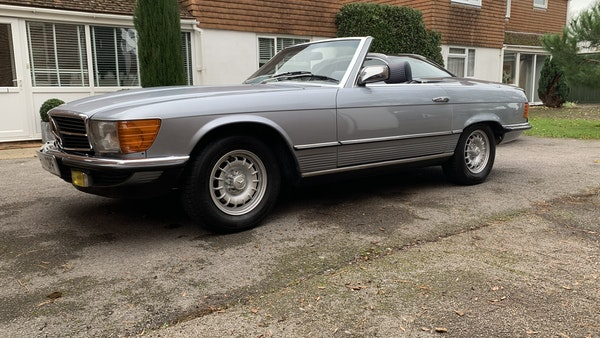 1983 Mercedes 280 SL Convertible For Sale (picture 12 of 182)
