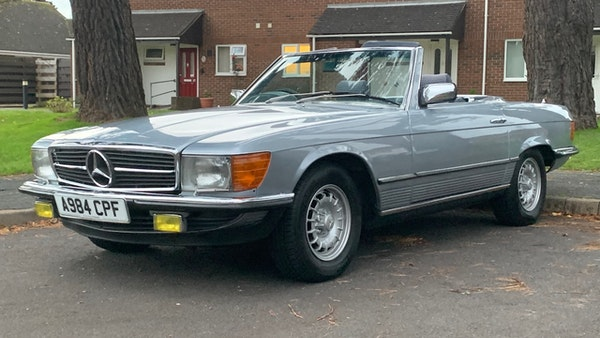 1983 Mercedes 280 SL Convertible For Sale (picture 6 of 182)