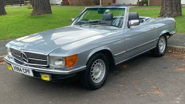 1983 Mercedes 280 SL Convertible For Sale (picture 3 of 182)