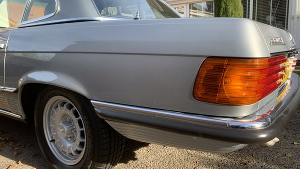1983 Mercedes 280 SL Convertible For Sale (picture 65 of 182)