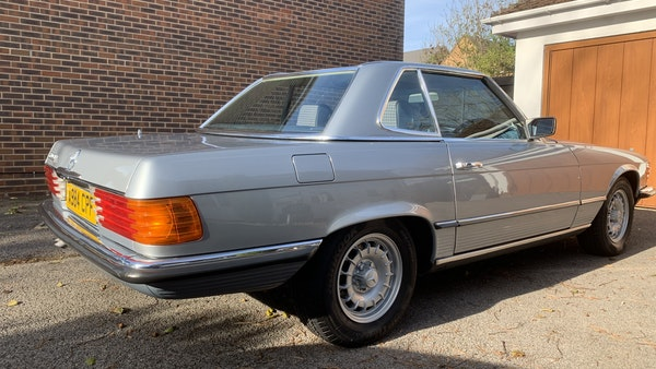 1983 Mercedes 280 SL Convertible For Sale (picture 21 of 182)