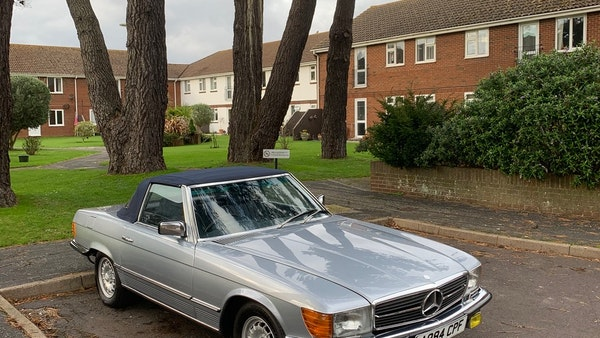 1983 Mercedes 280 SL Convertible For Sale (picture 25 of 182)