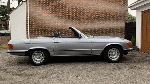 1983 Mercedes 280 SL Convertible For Sale (picture 9 of 182)