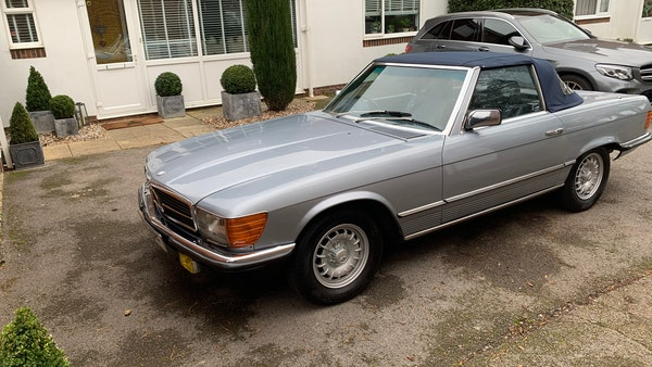 1983 Mercedes 280 SL Convertible For Sale (picture 31 of 182)
