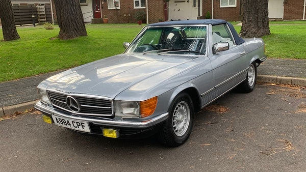 1983 Mercedes 280 SL Convertible For Sale (picture 26 of 182)