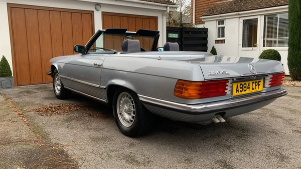1983 Mercedes 280 SL Convertible For Sale (picture 5 of 182)
