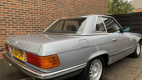 1983 Mercedes 280 SL Convertible For Sale (picture 22 of 182)