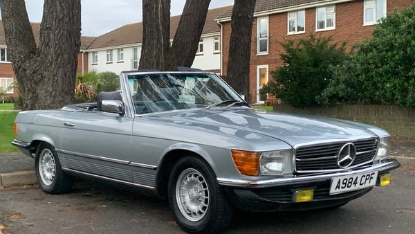 1983 Mercedes 280 SL Convertible For Sale (picture 7 of 182)