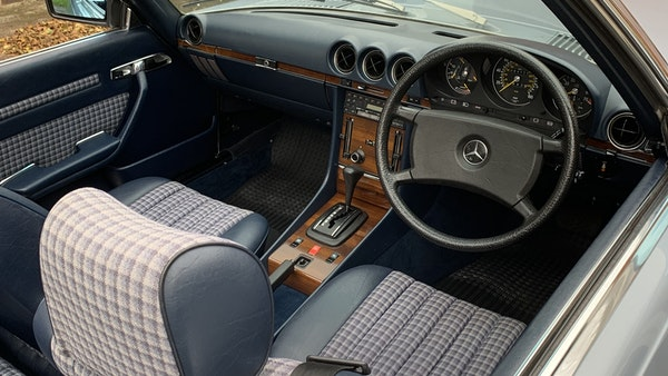 1983 Mercedes 280 SL Convertible For Sale (picture 37 of 182)