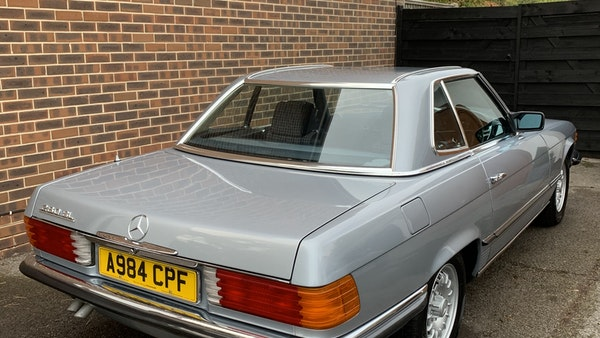 1983 Mercedes 280 SL Convertible For Sale (picture 17 of 182)