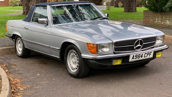 1983 Mercedes 280 SL Convertible For Sale (picture 27 of 182)