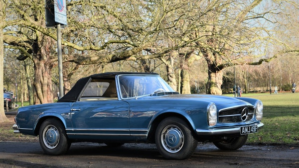 1968 Mercedes-Benz 280 SL Pagoda For Sale (picture 19 of 107)