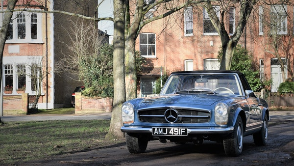 1968 Mercedes-Benz 280 SL Pagoda For Sale (picture 18 of 107)