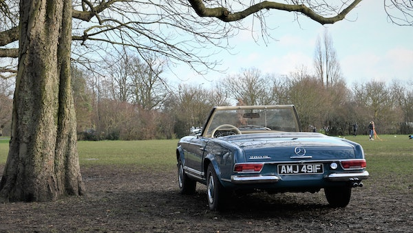 1968 Mercedes-Benz 280 SL Pagoda For Sale (picture 3 of 107)