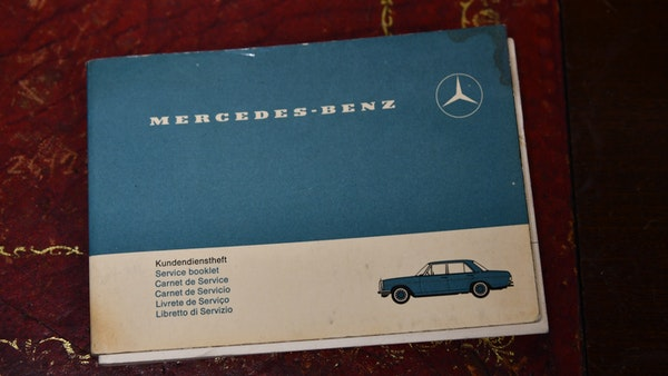1968 Mercedes-Benz 280 SL Pagoda For Sale (picture 87 of 107)