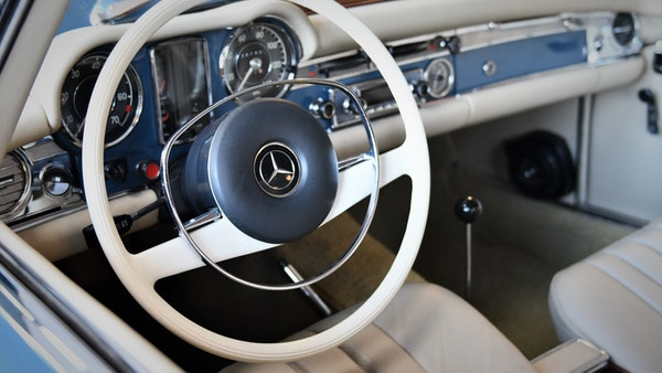 1968 Mercedes-Benz 280 SL Pagoda For Sale (picture 25 of 107)