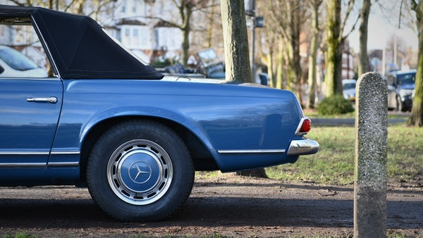 1968 Mercedes-Benz 280 SL Pagoda For Sale (picture 52 of 107)