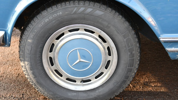 1968 Mercedes-Benz 280 SL Pagoda For Sale (picture 21 of 107)