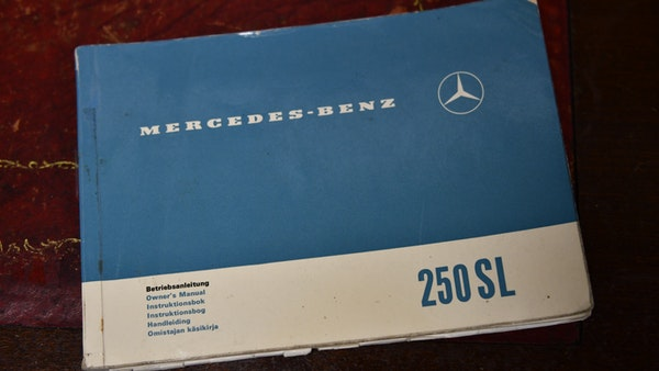 1968 Mercedes-Benz 280 SL Pagoda For Sale (picture 89 of 107)