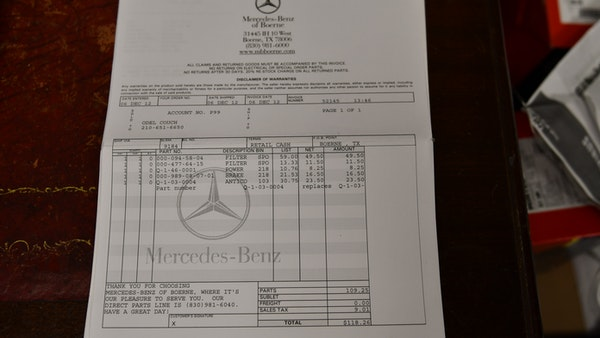 1968 Mercedes-Benz 280 SL Pagoda For Sale (picture 98 of 107)