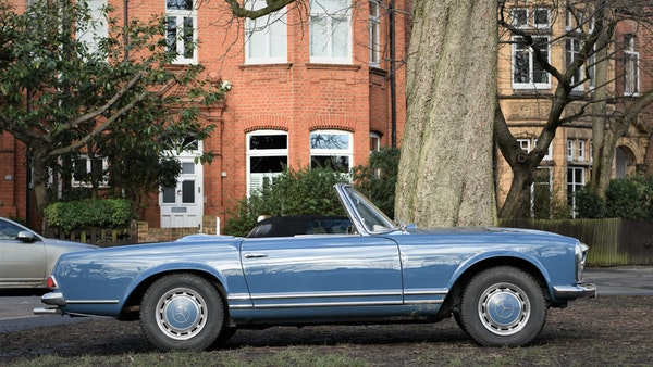 1968 Mercedes-Benz 280 SL Pagoda For Sale (picture 13 of 107)