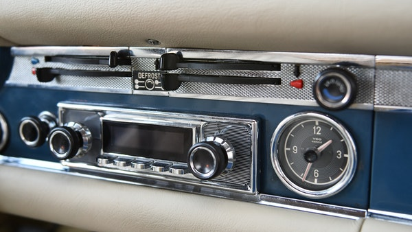 1968 Mercedes-Benz 280 SL Pagoda For Sale (picture 44 of 107)