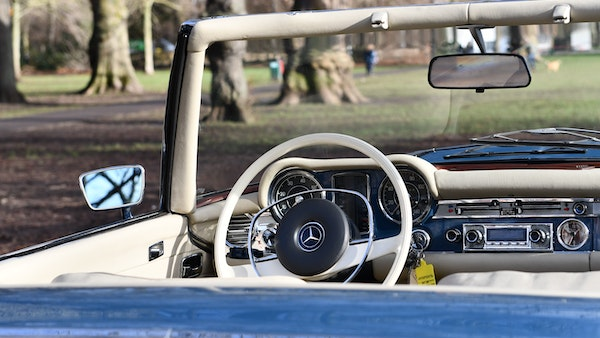 1968 Mercedes-Benz 280 SL Pagoda For Sale (picture 32 of 107)