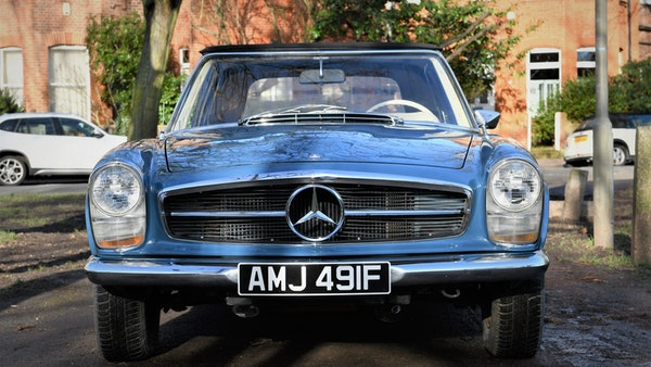 1968 Mercedes-Benz 280 SL Pagoda For Sale (picture 20 of 107)