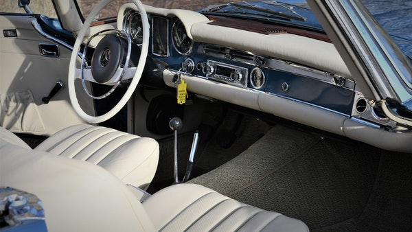 1968 Mercedes-Benz 280 SL Pagoda For Sale (picture 29 of 107)