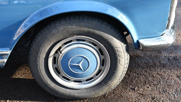 1968 Mercedes-Benz 280 SL Pagoda For Sale (picture 24 of 107)